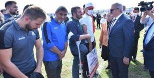 Ampute Futbol Türkiye Kupası müsabakaları Diyarbakır'da
