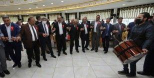 Vali Bilmez 693 mahalle muhtarıyla buluştu