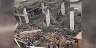 Başkent'te inşaatta göçük: 3 yaralı