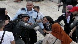 İsrail'den Kudüs'te Mevlit Kandilini kutlayan Filistinlilere müdahale