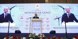 İçişleri Bakanı Soylu: Ankara'da Muhtar Evi açılacak