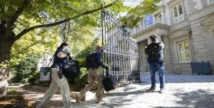 FBI'dan, Washington'daki Rus Oligark ve iş adamı Deripaska ile bağlantılı bir eve baskın