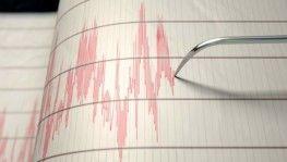 Kerpe Adası açıklarında 6.1 büyüklüğünde deprem meydana geldi