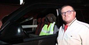 Afyonkarahisar'da akıllara durgunluk veren kaza