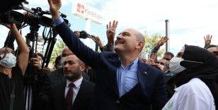 'Tayyip Erdoğan sadece Türkiye'nin değil bu coğrafyanın ve insanlığın büyük devrimcisidir'