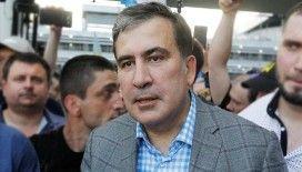 Eski Gürcistan Cumhurbaşkanı Saakaşvili ülkeye yasa dışı yollarla girmekle suçlandı