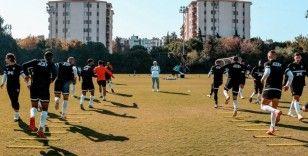 Altay, Yeni Malatyaspor maçına hazırlanıyor