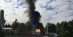 MTA: 'Yangın ve patlamaya ilişkin gerekli incelemeler başlatılmıştır'