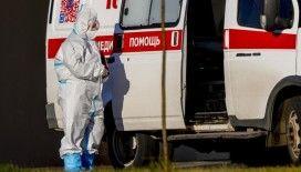 Rusya'da Kovid-19 ölümlerindeki artış en üst seviyeye çıktı