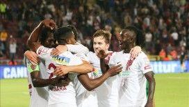Hatayspor, Süper Lig'de gözünü zirveye dikti