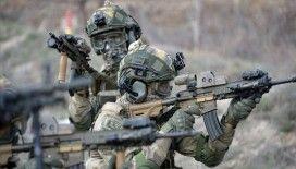 Irak'ın kuzeyindeki Metina'da gerçekleştirilen iki ayrı operasyonda 5 terörist etkisiz hale getirildi