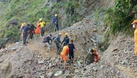 Nepal ve Hindistan'daki sel ve toprak kaymalarında 161 kişi öldü