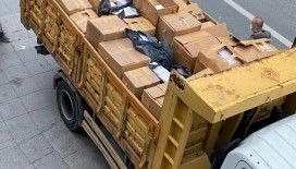 Fatih'te kaçak parfüm operasyonu