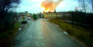 Rusya'daki barut deposu patlamasında kurtulan olmadı