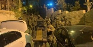 İsrail askerleri, Kudüs'te 5 Filistinliyi gözaltına aldı