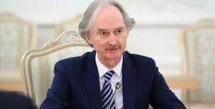 BM Suriye Özel Temsilcisi Pedersen: Altıncı tur görüşmeleri hayal kırıklığıyla sonuçlandı