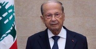Lübnan Cumhurbaşkanı Avn, ülkedeki seçimlerin Mart 2022'de yapılması kararına itiraz etti