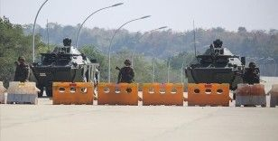 BM Myanmar'da ordunun darbe karşıtlarına yönelik şiddeti artırmasından endişeli