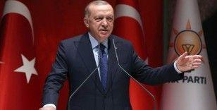 Cumhurbaşkanı Erdoğan konuşuyor: Dünyanın en büyük 10 ekonomisinden biri olma hedefimize muhakkak ulaşacağız