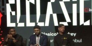 Eto'o ve Guti, El Clasico heyecanını İstanbul'da yaşadı