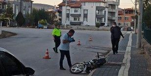 İki kardeşin motosiklet yolculuğu facia ile sonuçlandı: 1 ölü, 1 yaralı