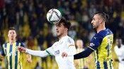 Süper Lig: Fenerbahçe: 1 - Alanyaspor: 2 (Maç sonucu)