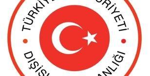 """""""Cumhurbaşkanlığı seçimleri sonuçlarının dost ve kardeş Özbekistan için hayırlı olmasını diliyoruz"""""""
