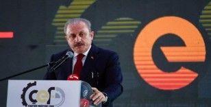 TBMM Başkanı Şentop: 'Türk firmaları rakip ülkeleri korkuttu'