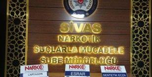 Sivas'ta uyuşturucu tacirlerine göç açtırılmıyor
